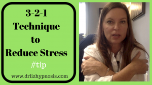 3-2-1 Technique to Reduce Stress