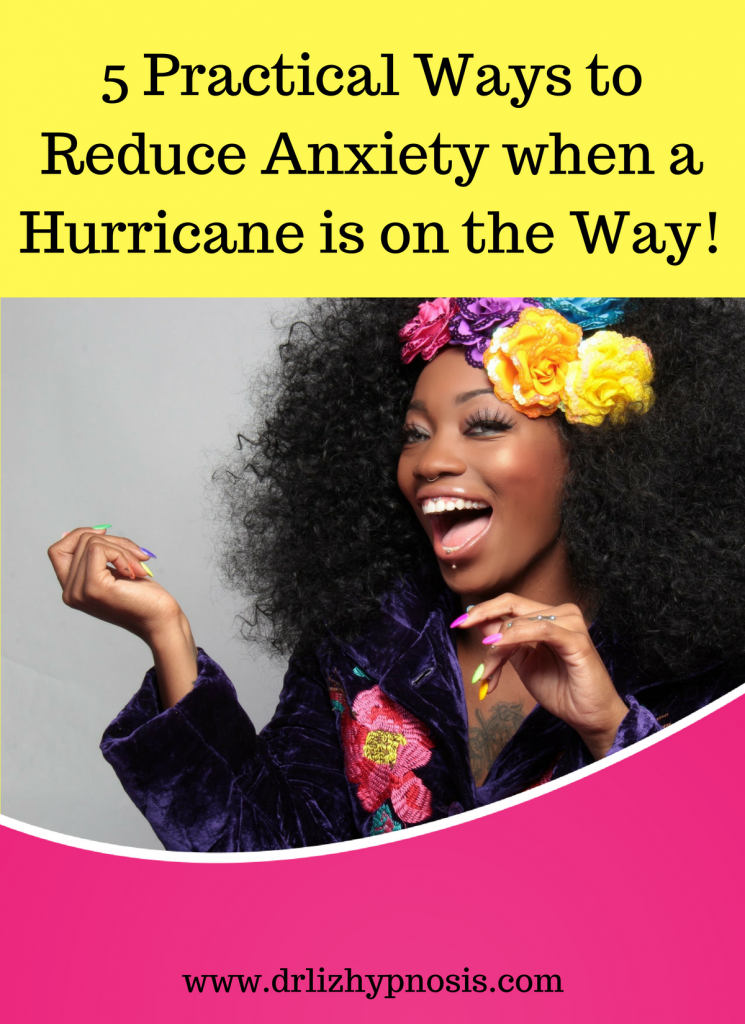 5 practical ways to reduce anxiety hurricane preparedness