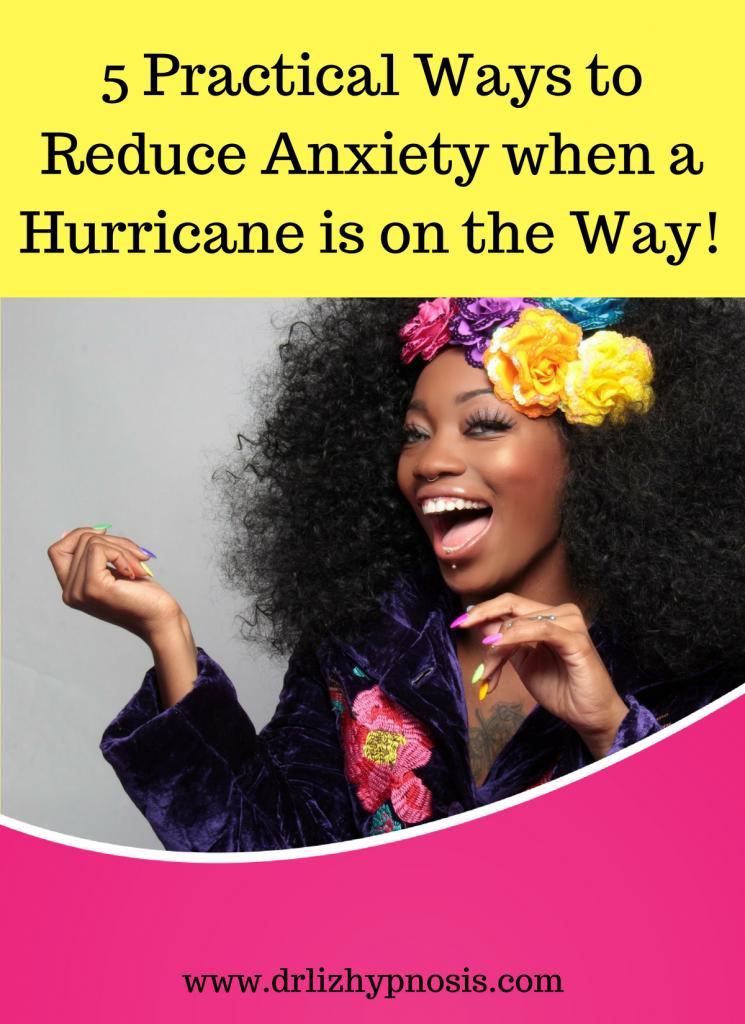 5 practical ways to reduce anxiety hurricane preparedness