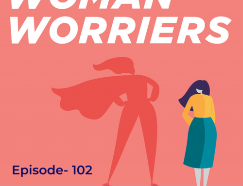 How to Manage Insomnia and Get Better Sleep on the Woman Worriers Podcast!