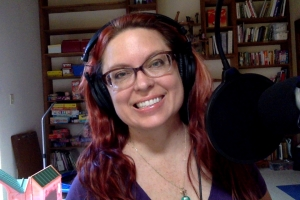 Dr. Liz Bonet Hypnotize Me Podcaster Hypnosis