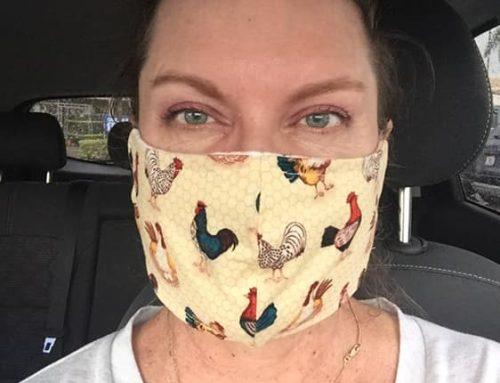 Free Mask Promotion