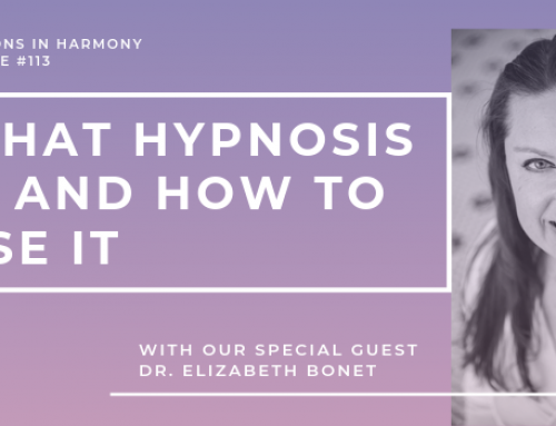 Dr. Liz featured on Emotions in Harmony