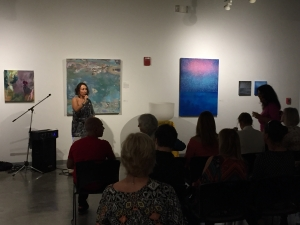 Layers art exhibit 1310 gallery fort lauderdale hypnosis