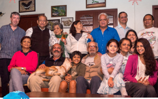 5 Tips for Family Gatherings