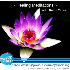 healing meditations free hypnosis Robin Yates