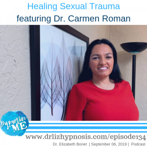 Healing sexual trauma with hypnosis