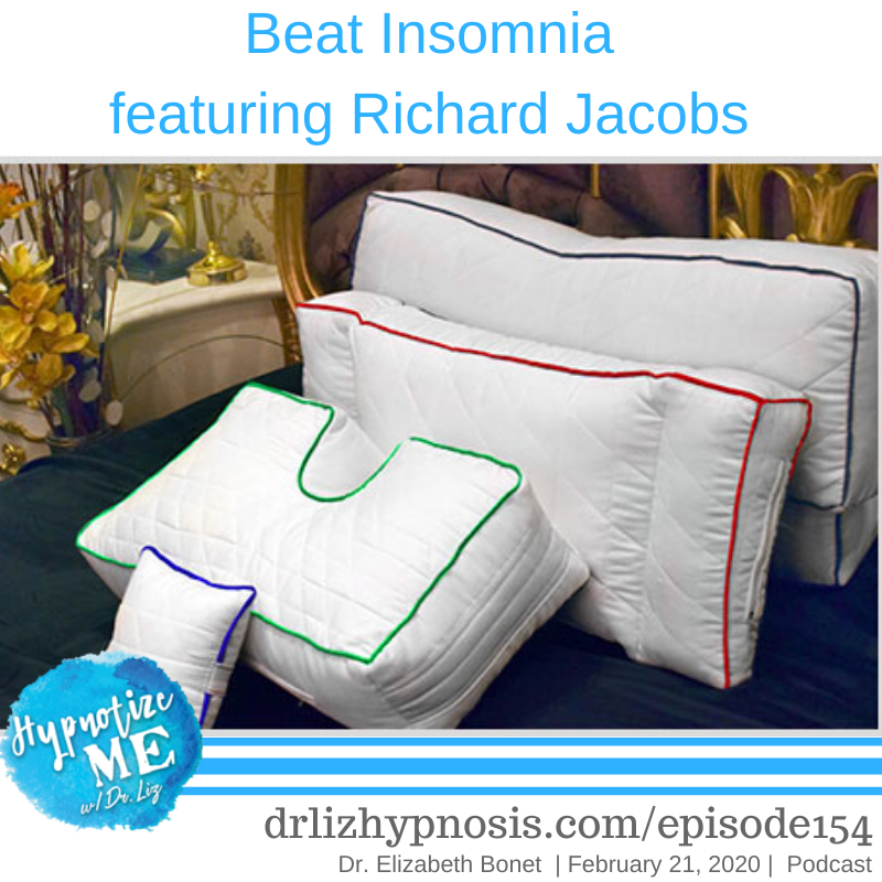 HM154 Beat Insomnia with Richard Jacobs