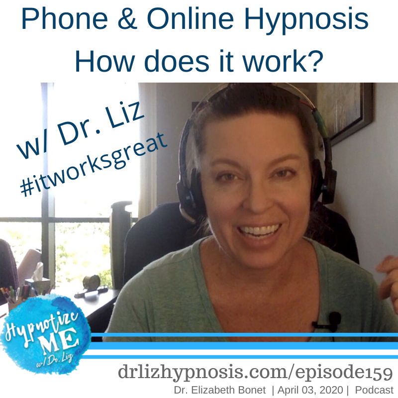 HM159 Phone and Online Hypnosis - How does it Work