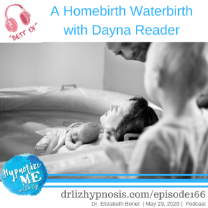 HM166 Best of A Homebirth Waterbirth with Dayna Reader