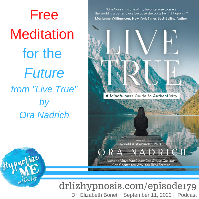 HM179 Free Meditation for the Future with Ora Nadrich