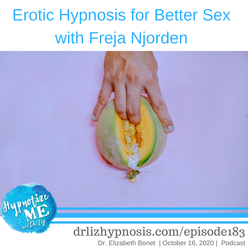 HM183 Erotic Hypnosis for Better Sex with Freja Njorden