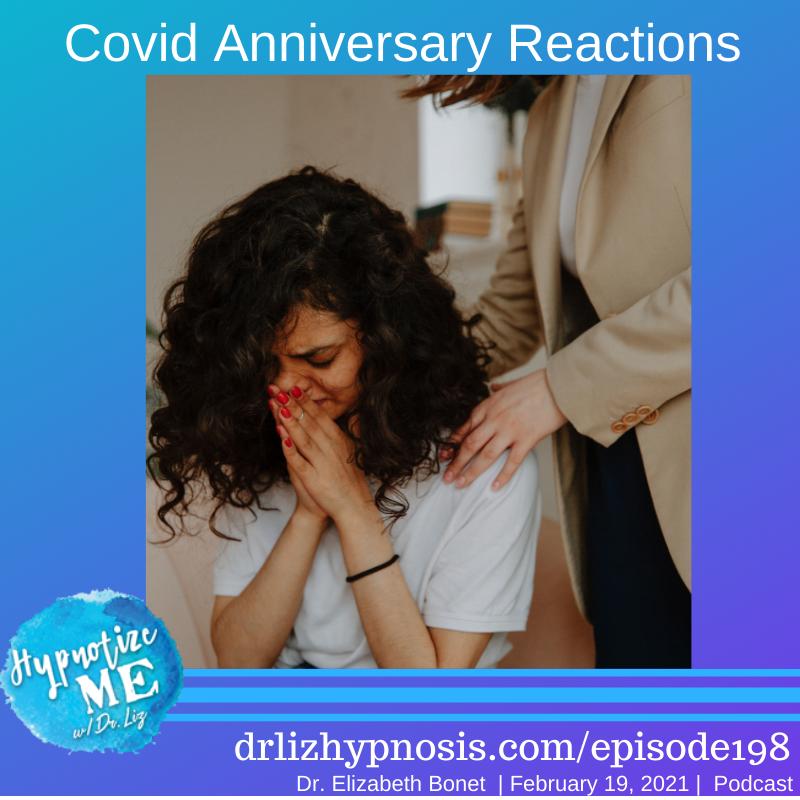 HM198 Covid Anniversar Reactions
