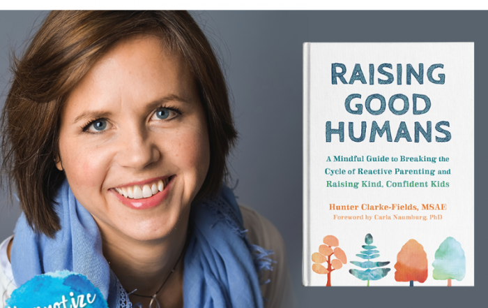HM199 Raising Good Humans with Hunter Clarke-Fields