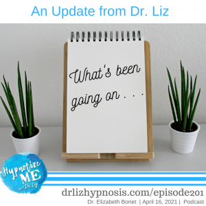 HM201 An Update from Dr Liz