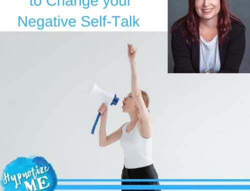 Self-Hypnosis Hack to Change Negative Self-Talk