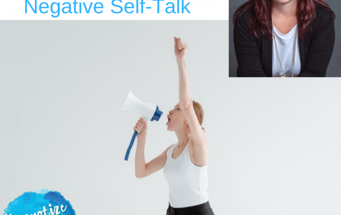 HM206 Self-Hypnosis Hack to Change your Negative Self-Talk