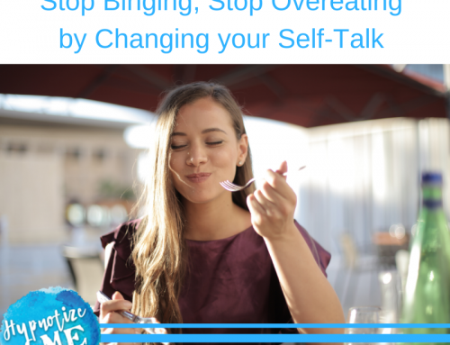 HM207 Change your Eating Stop Binging Stop Overeating with Changing your Self-Talk