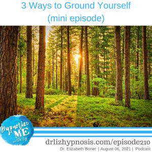 HM210 Three Ways to Ground Yourself