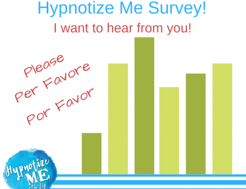 HM215 Take the 2021 Hypnotize Me Survey! I want to hear from you!