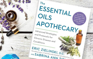 HM216 Essential Oils for Better Health with Dr Eric Zielinski