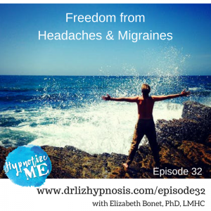 Hypnosis to reduce headaches and migraines