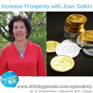 hypnosis joan sotkin prosperity