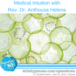 Hm160 Medical Intuition with Rev Dr Anthousa Helena