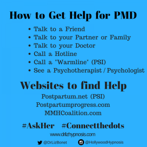 How to get help for PMD / PPD