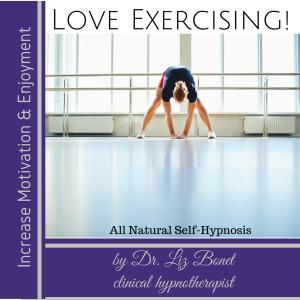 Enjoy exercising hypnosis