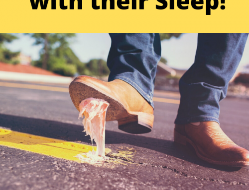 The 3 Biggest Mistakes people make with Sleep – Part 1