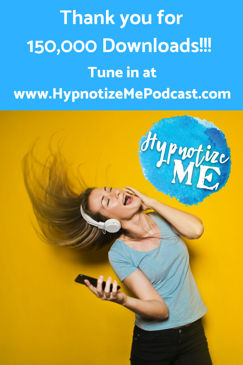 Hypnotize Me podcast thank you hypnosis transformation healing