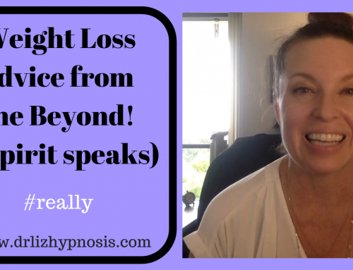 Weight Loss Advice from the Beyond with Dr Liz