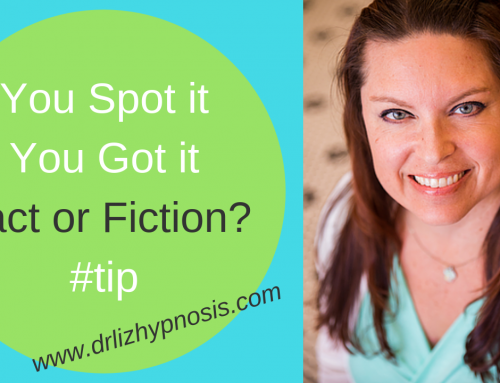 You Spot it, You Got it – Truth or Fiction?