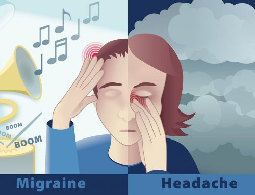 Yoga offers Relief for Migraines