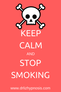 Stop smoking with hypnosis!