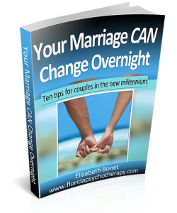 Ebook - Your Marriage CAN Change Overnight by Dr. Liz Bonet
