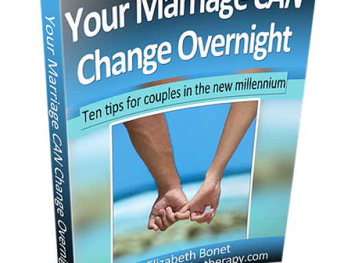 Your Marriage CAN change overnight